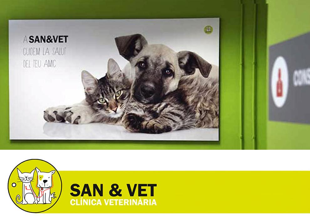 SAN&VET se incorpora a la familia VETFORMACIÓN